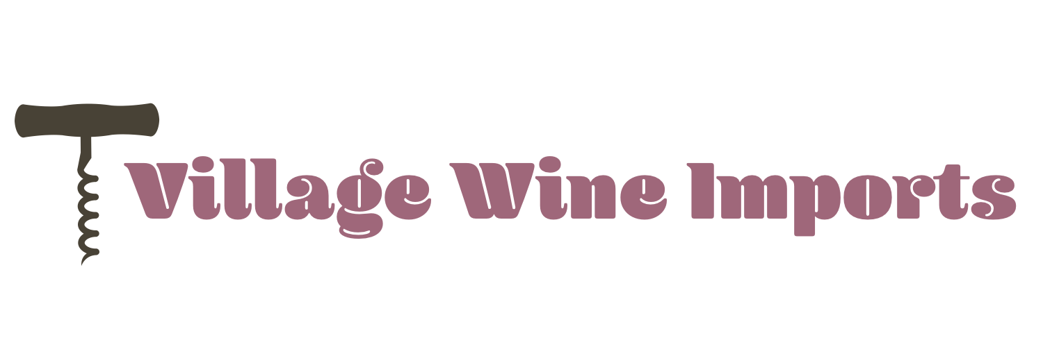 Village wine imports logo