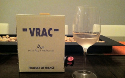 Wine Press: French rose box wine a real bargain at $6 a bottle